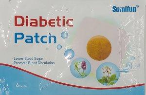 диабетич пластырь
